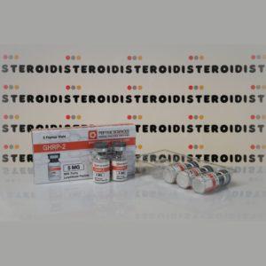 Confezione GHRP 2 5 mg Peptide Sciences