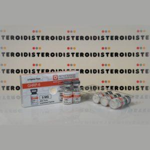 Confezione GHRP 6 5 mg Peptide Sciences