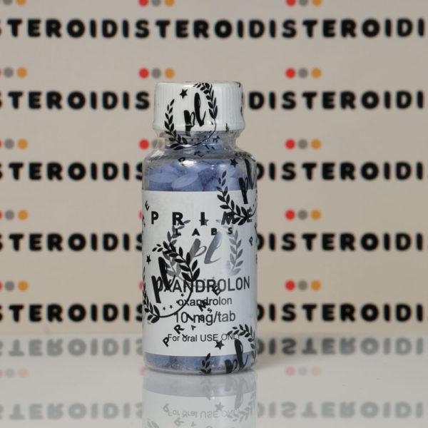 Confezione Oxandrolon 10 mg Prime