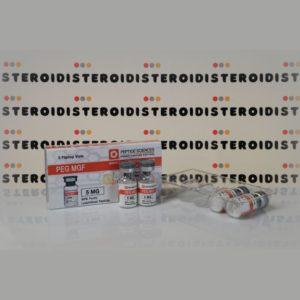 Confezione Peg MGF 5 mg Peptide Sciences