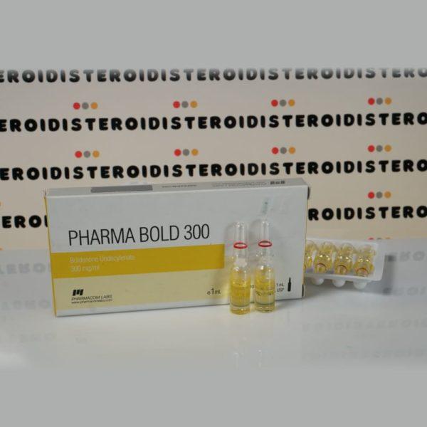 Confezione Pharma Bold 300 mg Pharmacom Labs