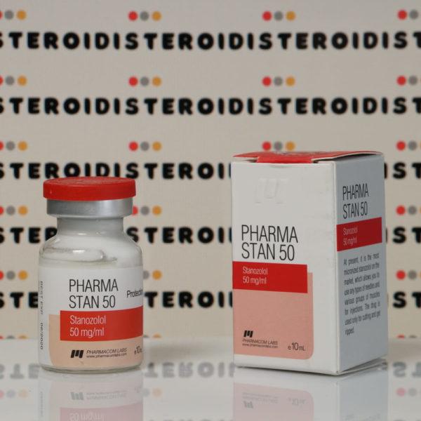 Confezione Pharma STAN 50 mg Pharmacom Labs