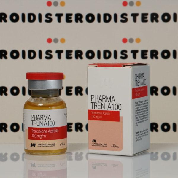 Confezione Pharma TREN А 100 mg Pharmacom Labs