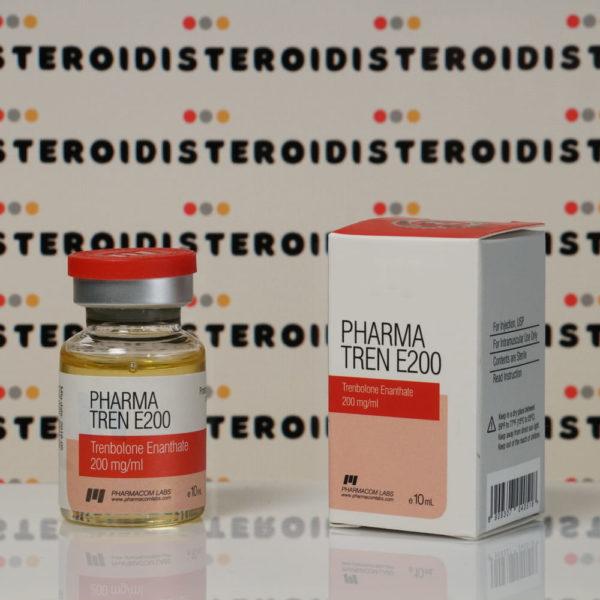 Confezione Pharma TREN Е 200 mg Pharmacom Labs