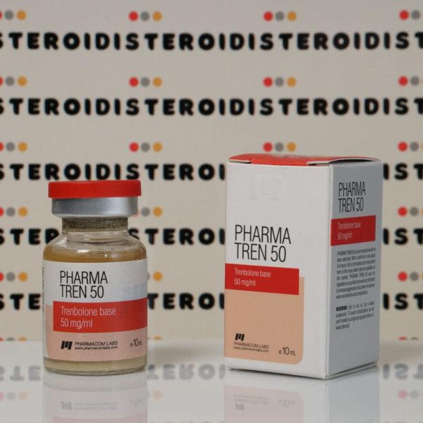 Confezione Pharma TREN 50 50 mg Pharmacom Labs