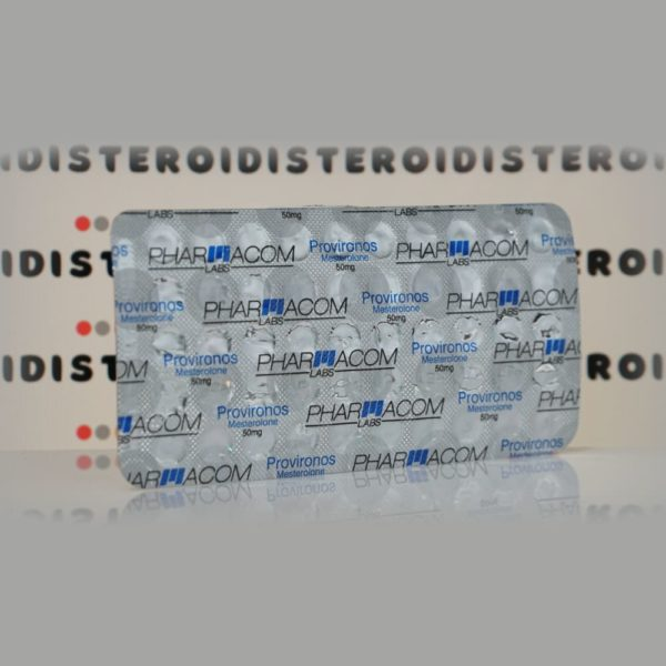 Confezione Provironos 50 mg Pharmacom Labs