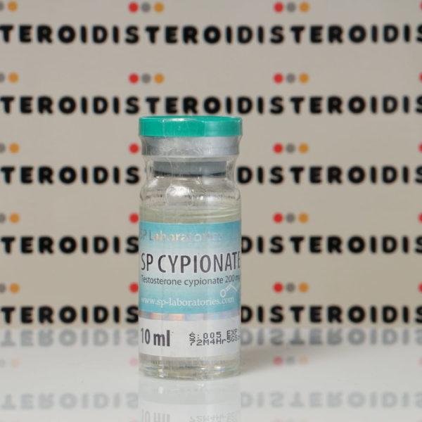 Confezione SP Cypionate (Testosteron Cypionate) 200 mg SP Laboratories
