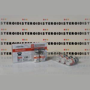 Confezione Sermorelin 2 mg Peptide Sciences