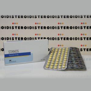 Confezione Stanos 10 mg Pharmacom Labs