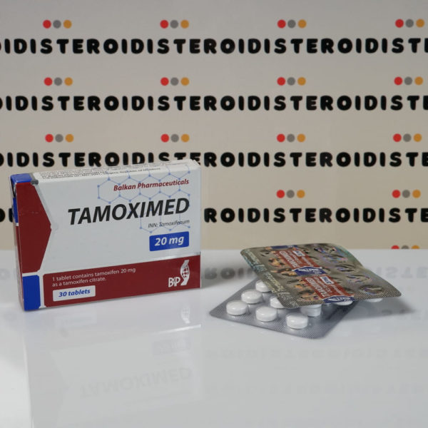 Confezione Tamoximed 20 mg Balkan Pharmaceuticals