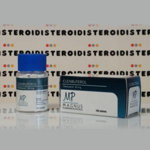 Confezione Clenbuterol 40 mcg Magnus Pharmaceuticals