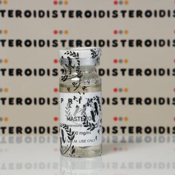Confezione Masteron 100 mg Prime
