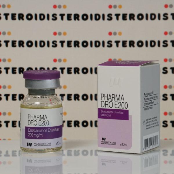 Confezione Pharma Dro Е 200 mg Pharmacom Labs