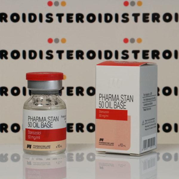 Confezione Pharma STAN 50 Oil Base 50 mg Pharmacom Labs