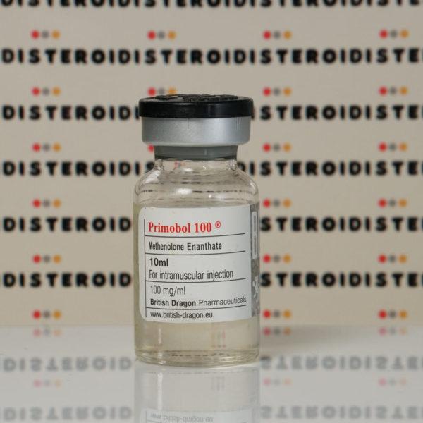 Confezione Primobol 100 mg British Dragon Pharmaceuticals
