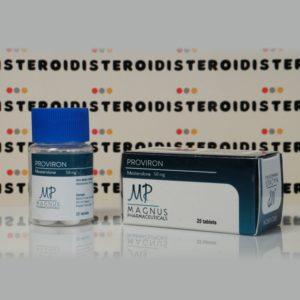 Confezione Proviron 50 mg Magnus Pharmaceuticals