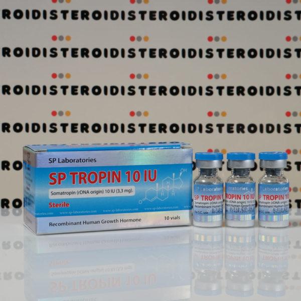 Confezione SP Tropin 10 IU SP Laboratories
