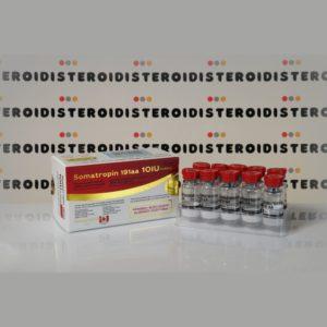 Confezione Somatropin 191aa 10 IU Canada Peptides