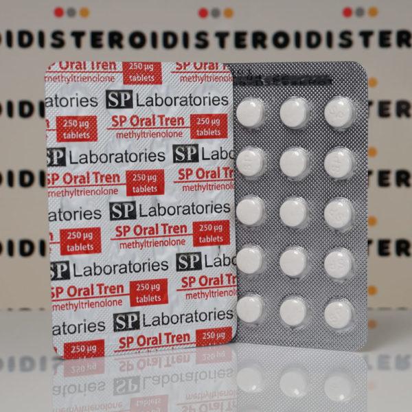 Confezione Sp Tren 250 mg SP Laboratories