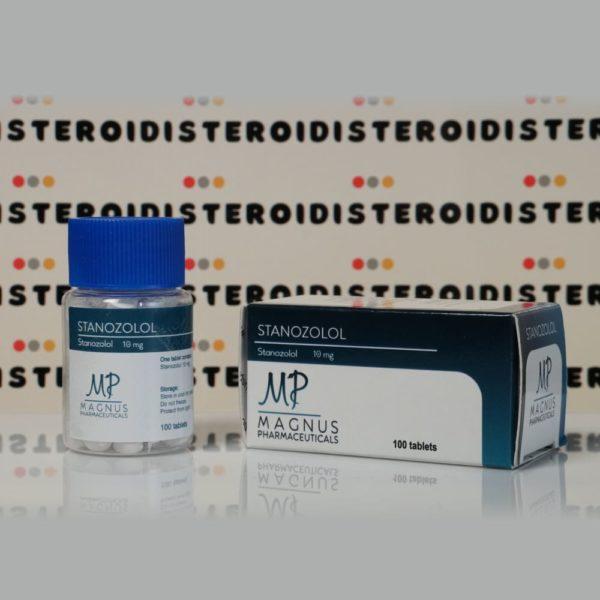 Confezione Stanozolol 10 mg Magnus Pharmaceuticals