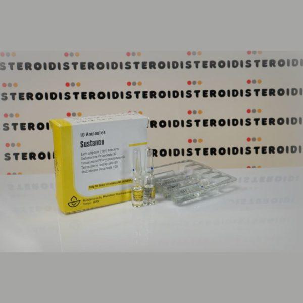 Confezione Sustanon 250 mg Aburaihan