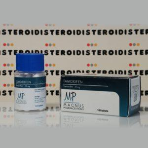 Confezione Tamoxifen 10 mg Magnus Pharmaceuticals