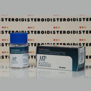 Confezione Turinabol 10 mg Magnus Pharmaceuticals