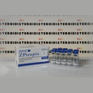 Confezione ZPtropin 12 IU Zhengzhou