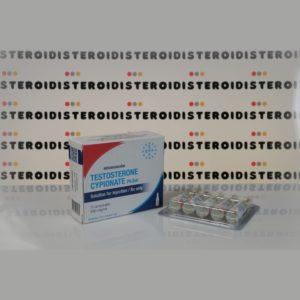 Confezione Testosterone Cypionato 200 mg Euro Prime Farmaceuticals