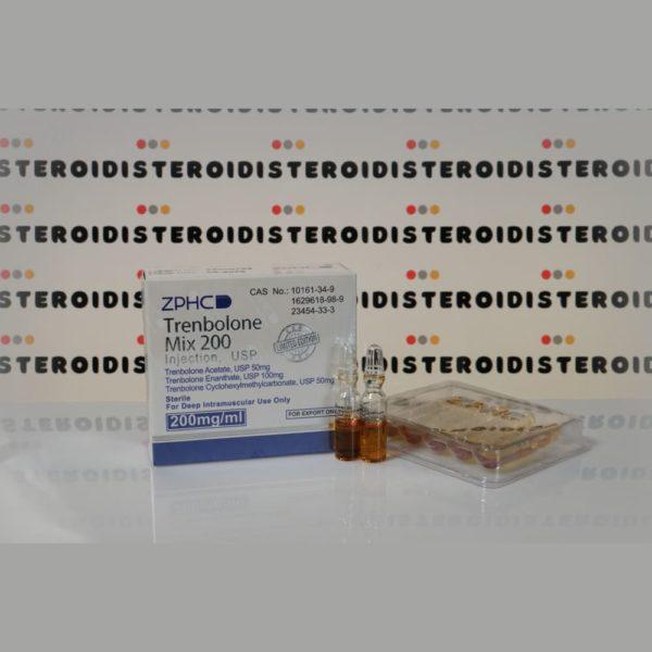 Confezione Trenbolone Mix Injection 200 mg Zhengzhou