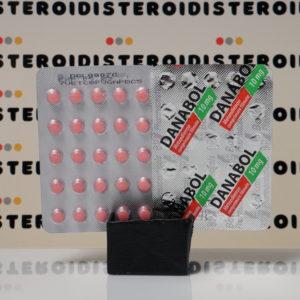 Confezione Danabol 10 mg Balkan Pharmaceuticals