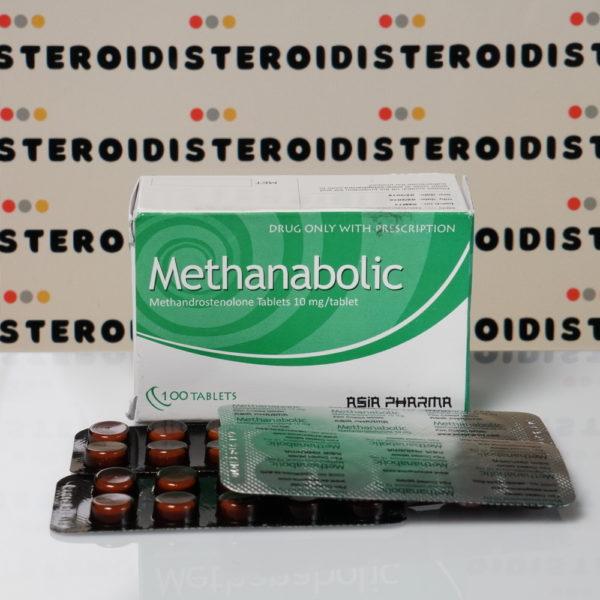 Confezione Methanobolic 10 mg Asia Pharma