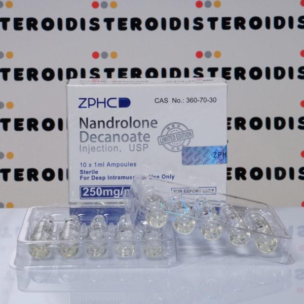 Confezione Nandrolone Decanoate 250 mg Zhengzhou