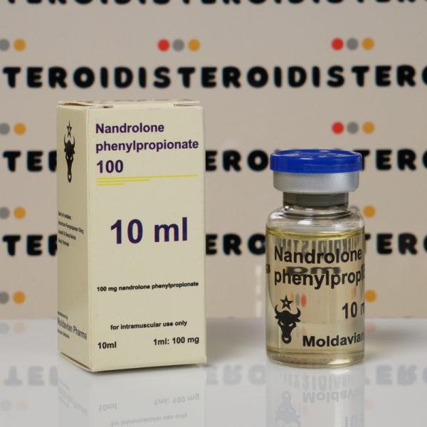 Confezione Nandrolone Phenilpropionate 100 mg Moldavian Pharma