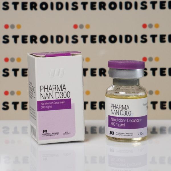 Confezione Pharma Nan D300 300 mg Pharmacom Labs