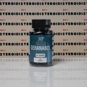 Confezione Geranabol (90 capsule) Magnus Pharmaceuticals